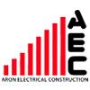 Aron Electrical Construction Logo
